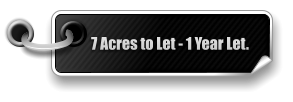 7 Acres to Let - 1 Year Let.